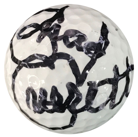 Chad Everett Autographed Top Flite 1 XL 2000 Golf Ball