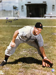 George Kell Autographed 16x20 Baseball Photo