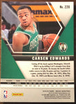 Carsen Edwards 2019-20 Panini Mosaic Rookie Card