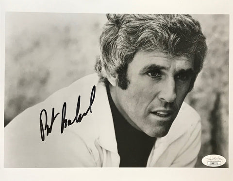 Burt Bacharach Autographed 8x10 Photo (JSA)