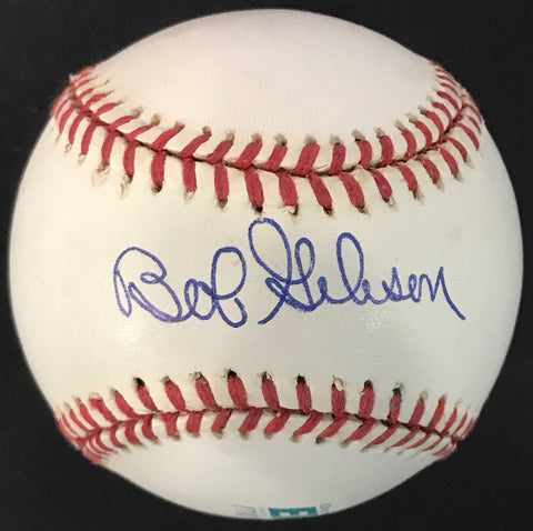 Bob Gibson Autographed Official League Baseball