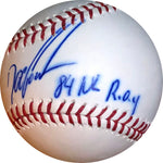 "Dwight Gooden ""84 NL ROY"" Autographed Baseball"