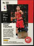 Trae Young 2018-19 Panini Chronicles Basketball Rookie Card