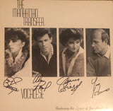 "The Manhattan Transfer Autographed ""Vocalese"" Vinyl Record (JSA)"