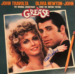 "Frankie Valli Autographed ""Grease"" Vinyl Record (JSA)"