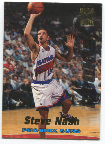 1995 Topps Stadium Club #R13 Steve Nash Card