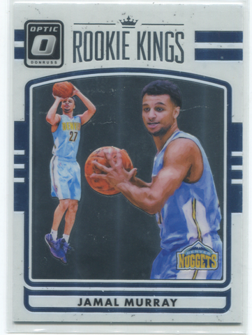 2016-17 Panini Donruss Optic #7 Jamal Murray Card
