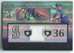 2010 Topps Tribute #TAR-CL3 Cliff Lee Autographed Card 73/99