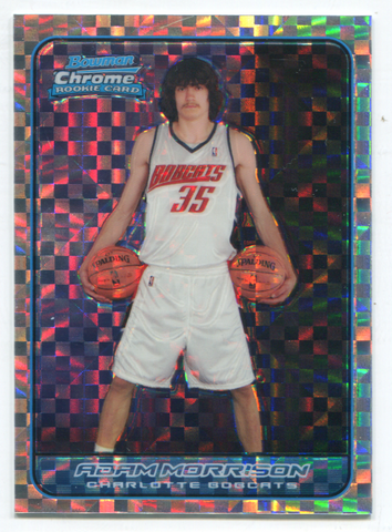 2006 Bowman Chrome #160 Adam Morrison Card