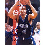 Carlos Boozer Autographed / Signed Basketball 8x10 Photo