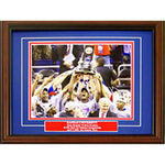 2007-2008 Kansas Jayhawks Men's Basketball Celebration 8x10 Photo