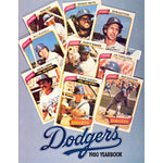 1980 Los Angeles Dodgers Yearbook