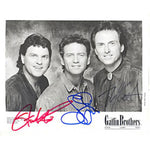 The Gatlin Brothers Autographed / Signed Celebrity 8x10 Photo