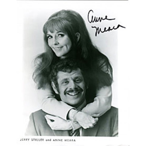 Anne Meara Autographed / Signed 8x10 Photo