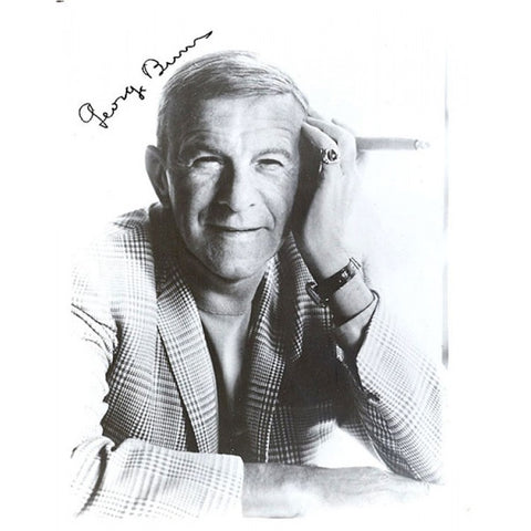 George Burns Autographed / Signed 8x10 Photo Head in Hand