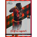Spencer Haywood Autographed / Signed 2009 Topps TS-SHA 487/869 Basketball Card