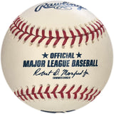 "Addison Russell ""16 WS Champs"" Autographed Baseball Bacl"