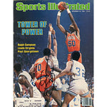 Ralph Sampson Unsigned Sports Illustrated Cover Magazine