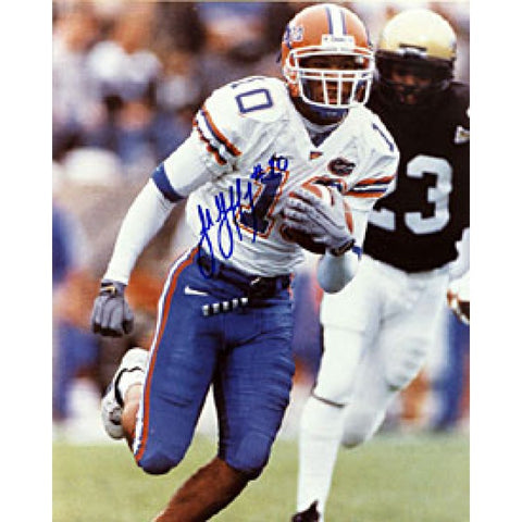 Jabbar Gaffney Autographed / Signed 8x10 Florida Gators Photo