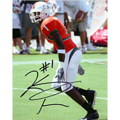 Kenny Phillips Autographed 8x10 Photo