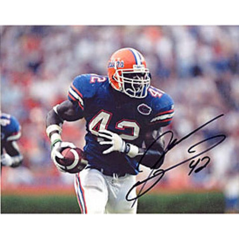 Jevon Kearse Autographed / Signed 8x10 Photo Running with the Ball