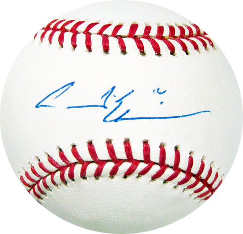 Andre Ethier Autographed Baseball
