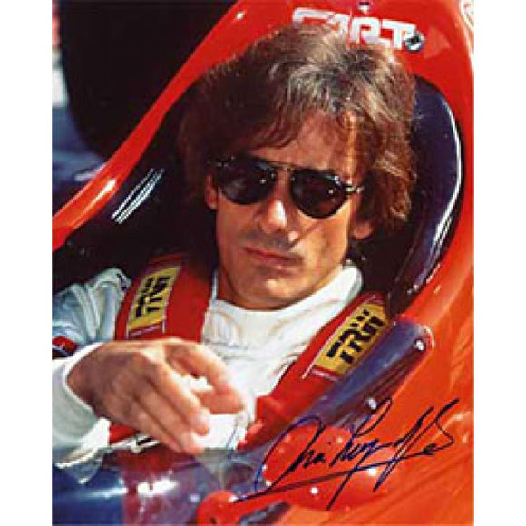 Arie Luyendyk Autographed / Signed 8x10 Photo