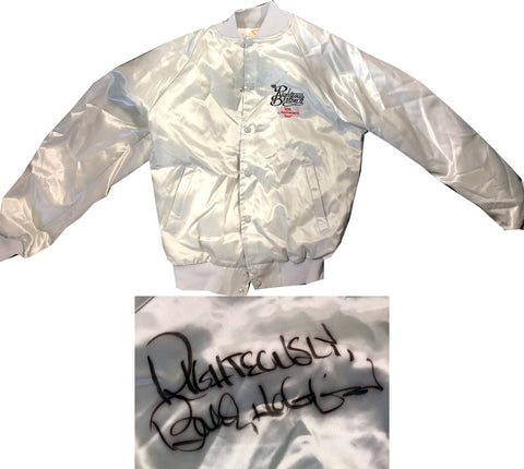 Bill Medley Autographed The Righteous Brothers Jacket