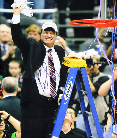 Bill Self Autographed 11x14 Photo