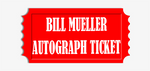 Bill Mueller Bat or Jersey Pre-Order Autograph Ticket