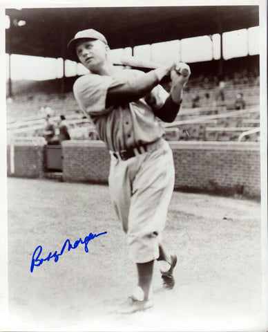Bobby Morgan Autographed 8x10 Photo