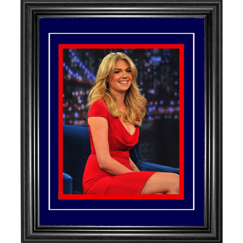Kate Upton Framed 8x10 Photo