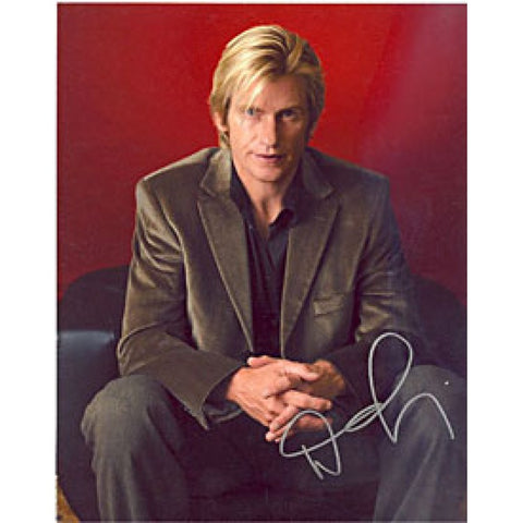 Dennis Leary Autographed / Signed 8x10 Photo