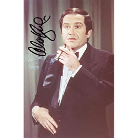 Alan King Autographed / Signed 8x10 Photo