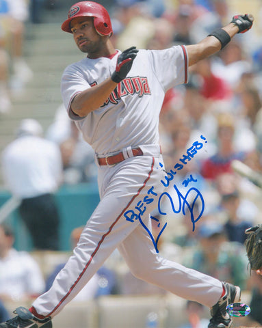Chris Young Autographed 8x10 Photo