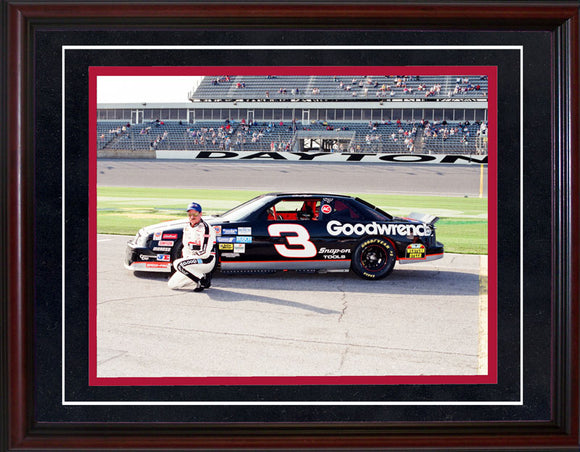 Dale Earnhardt 1994 Daytona 500 Framed 8x10 Photo