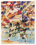 Jim Bunning Autographed Photo