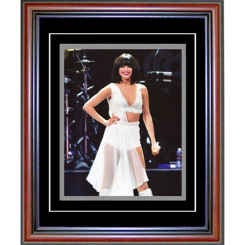 Selena Gomez Unsigned Framed 8x10 Photo