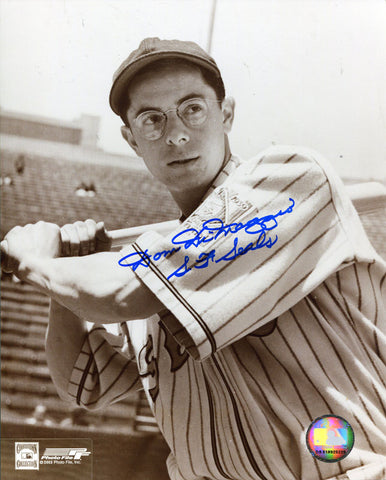Dom DiMaggio Autographed 8x10 Photo