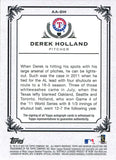 Derek Holland Autographed 2013 Topps Muesum Collection Card