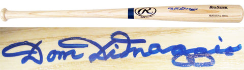 Dom DiMaggio Autographed Big Stick Bat