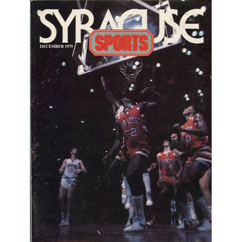 Syracuse Sports December 1979 Issue