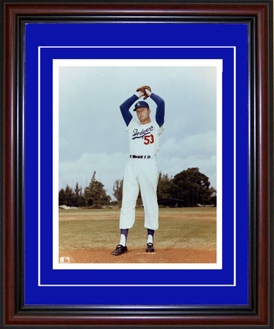 Don Drysdale Framed 8x10 Photo