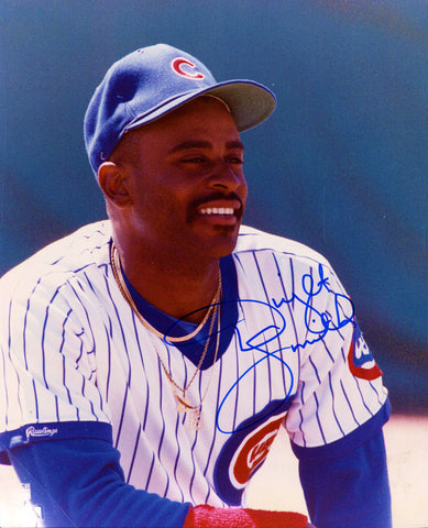 Dwight Smith Autographed 8x10 Photo