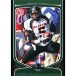 Michael Crabtree Unsigned 2009 Bowman Rookie Card