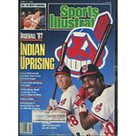 Indian Uprising 1987 Sports Illustrated