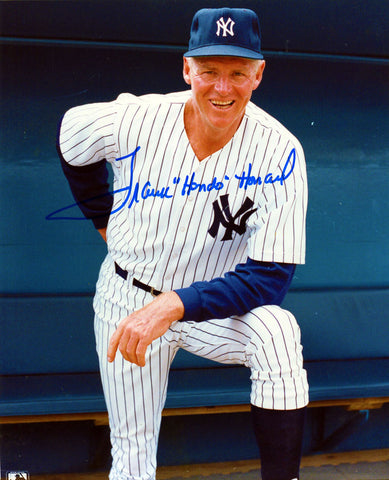 Frank Hondo Howard Autographed 8x10 Photo