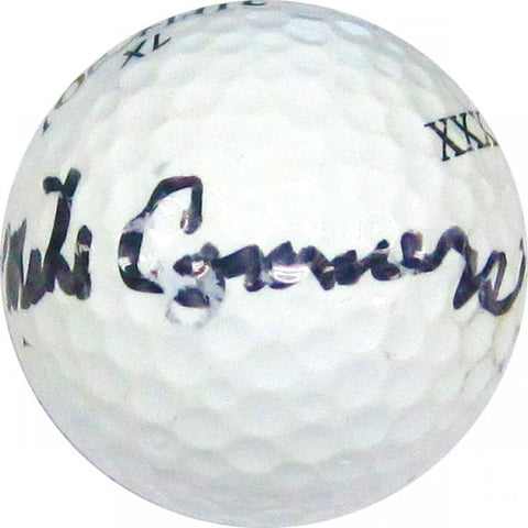 Mike Connors Autographed / Signed Golf Ball