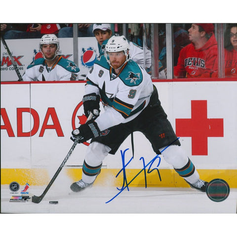 Martin Havlat Autographed 8x10 Photo