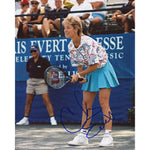 Chris Evert Autographed/Signed 8x10 Photo